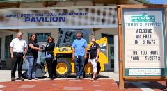 WCFG_Gehl R220 Skid Loader Donation 07.19.2017