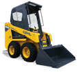1640E Skid Steer Loader
