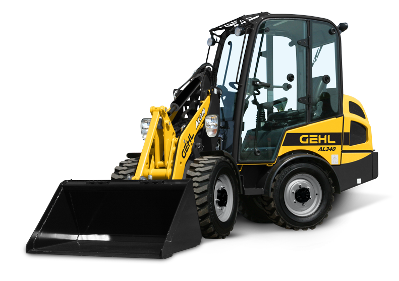 Gehl 340 Articulated Loader