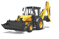Gehl BL818 Center Mount Backhoe